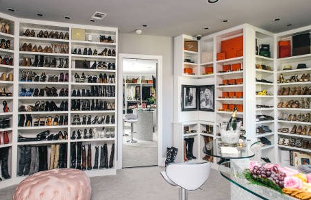 Custom wardrobes
